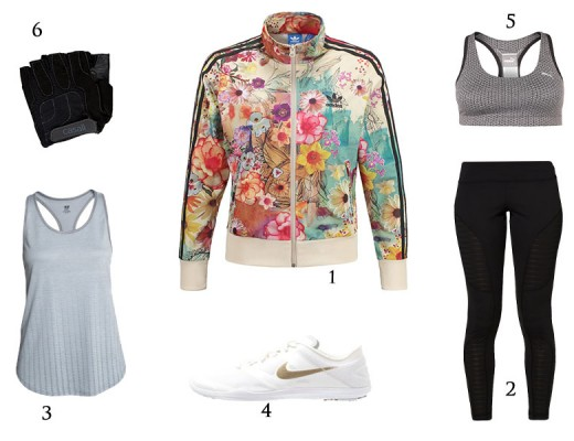 Fashion Cravings Workout Edition